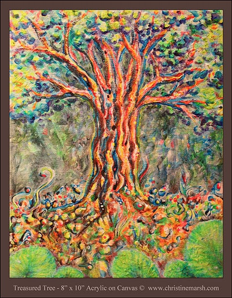 Treasured_Tree_by_Christine_Marsh_2012