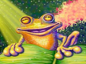 Joyous Frog